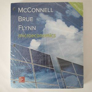 McConnell Brue Flynn Microeconomics 21st Edition